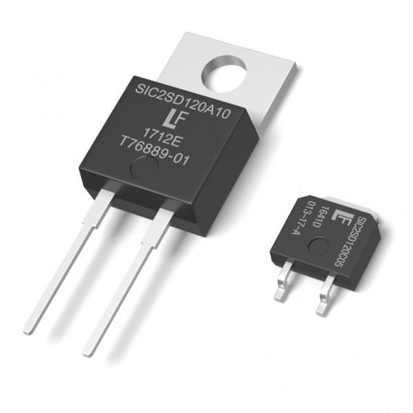 GEN2 - małostratne, 1200-woltowe diody Schottky