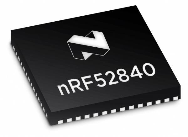 nRF52840 - układ do jednoczesnej komunikacji z sieciami Thread i Bluetooth 5