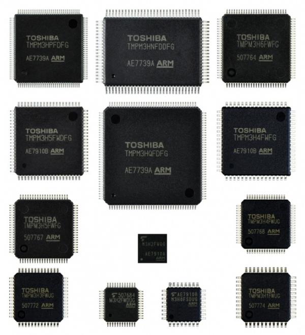 M3H Group(2) - mikrokontrolery do napędów