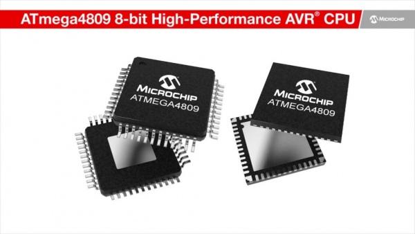 ATmega4809 - mikrokontroler do systemów czasu rzeczywistego