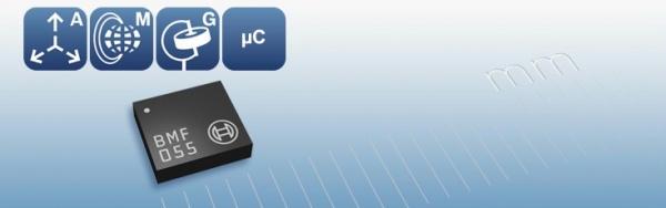 9-osiowy sensor inercyjny z Cortex-M0+