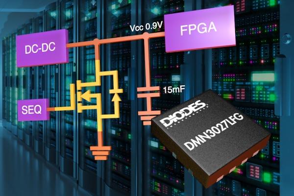 Tranzystory MOSFET-N do rozładowywania kondensatorów