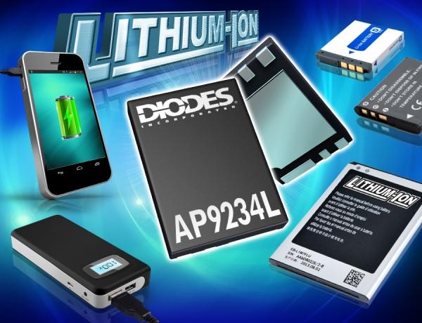 Układ zabezpieczający akumulator litowy