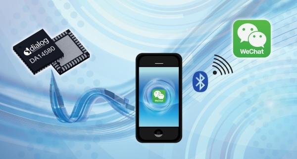 SoC Bluetooth z protokołem WeChat