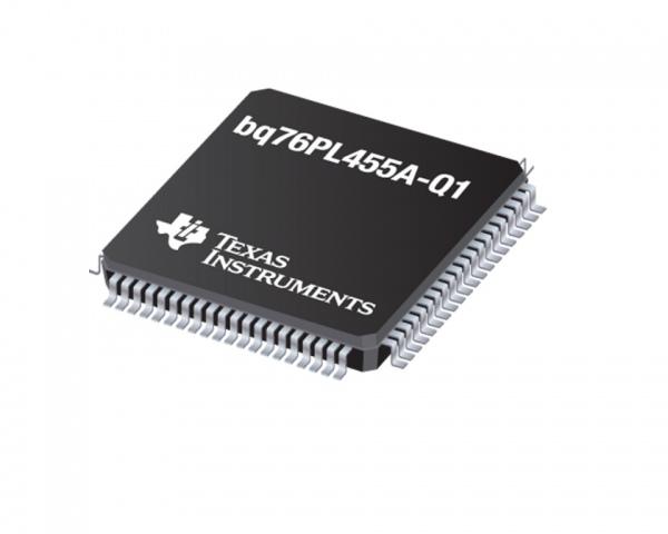 Układ do monitorowania akumulatorów 16-celowych