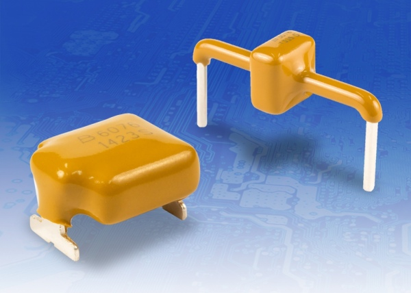 Nowe diody zabezpieczające o dużym prądzie przewodzenia