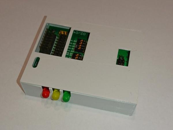 Druk 3D dla elektroników. Obudowa