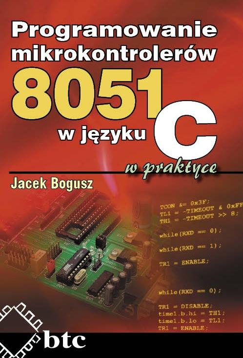 Język C dla mikrokontrolerów 8051. Formatowanie za pomocą <stdio.h>.