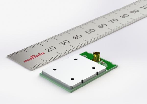 LBBA0ZZ1EU – moduł komunikacyjny 2,4 GHz z certyfikatem ISA100