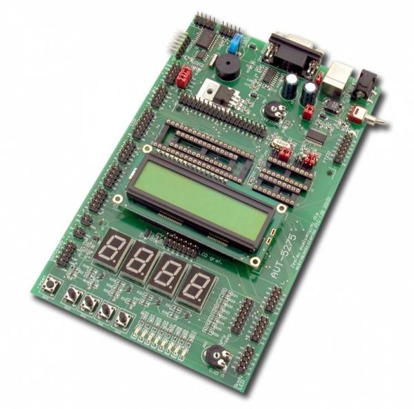 Płytka ewaluacyjna dla mikrokontrolerów PIC