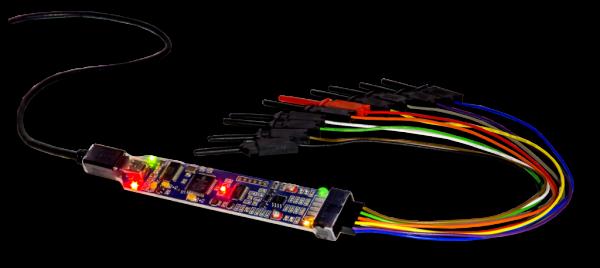 BitScope BS05. Miniaturowy oscyloskop, analizator i generator