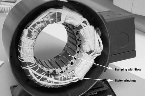 Podstawy sterowania silnikiem BLDC