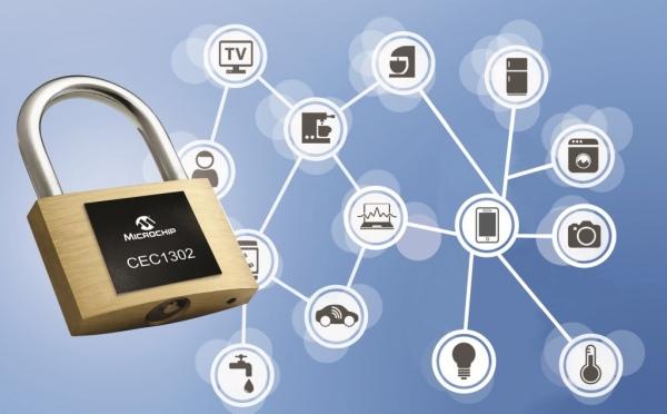 CEC1302 – układ kryptograficzny dla IoT