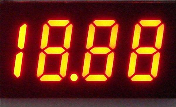 FlowCode. Multipleksowany wyświetlacz LED, przerwania Timera