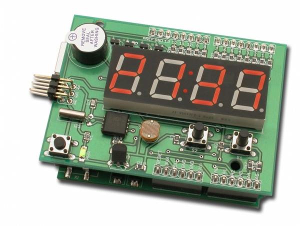 Procedury obsługi wybranych modułów dodatkowych dla Arduino - wyświetlacz LED i PCF8583