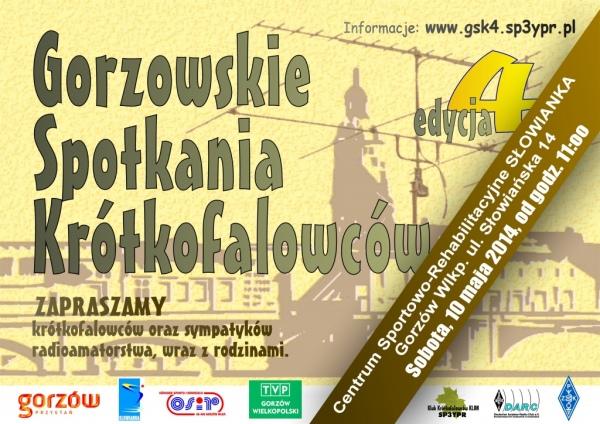 IV edycja Gorzowskich Spotkań Krótkofalowców