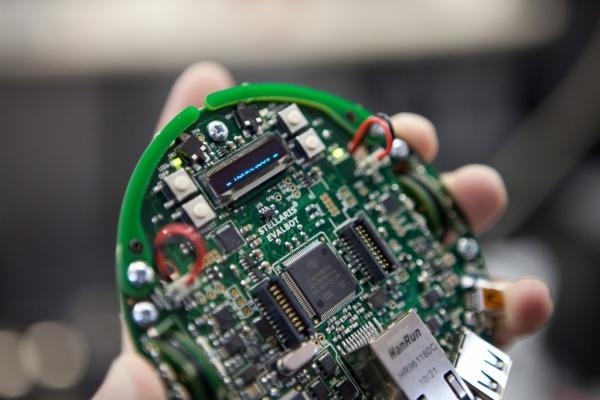 Zestaw ewaluacyjny firmy Texas Instruments EVM-EVALBOT