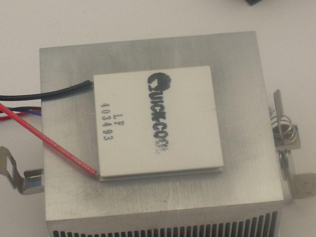 Kontroler wskaźnik temperatury i ogniwo Peltiera @ easy soft  #9B3037