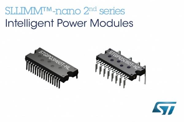 SLLIMM-nano 2nd Series – inteligentne moduły do 3-fazowych silników BLDC