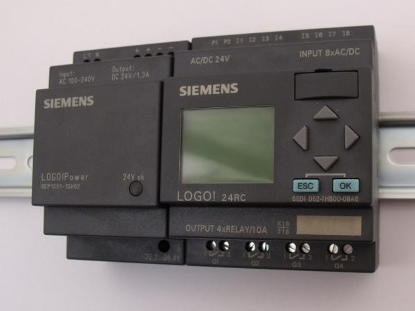 Programowanie Siemens Logo!. Podstawowe wiadomości na temat Logo! 0BA6