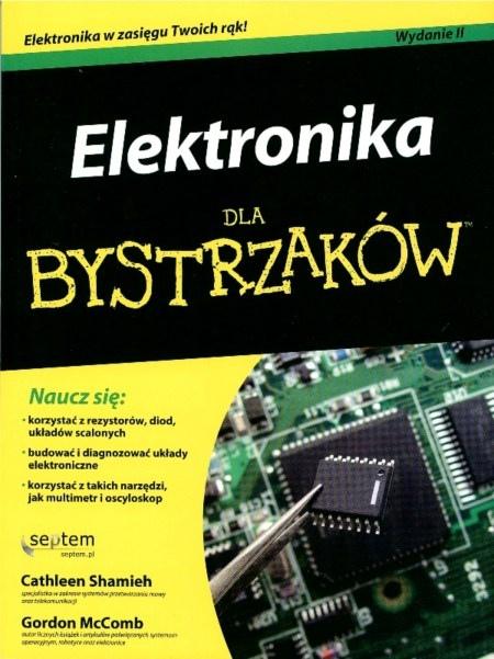 Książka: Elektronika dla bystrzaków