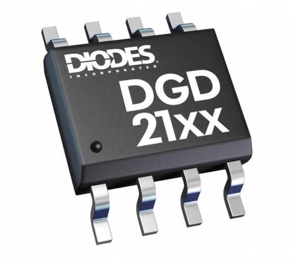 Sterowniki MOSFET i IGBT o napięciu offsetu do 600 V