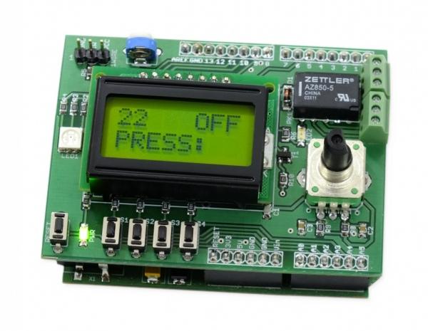 Procedury obsługi wybranych modułów dodatkowych dla Arduino – impulsator