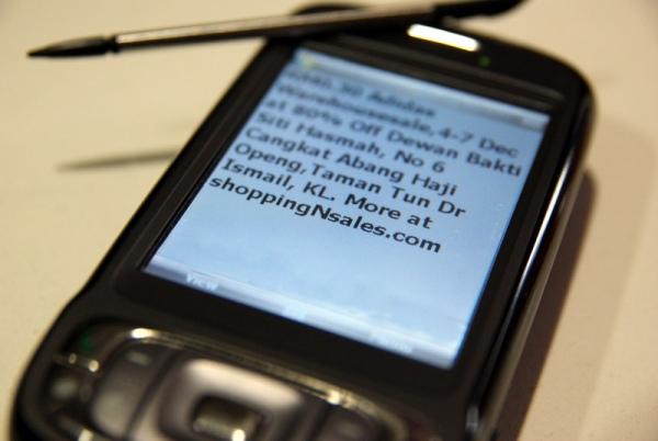 Doręczanie i odbiór SMS w trybie PDU